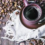 """""""Кофе"""" рекламный фото натюрморт."""
