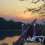 Рыбалка фото коллаж 2