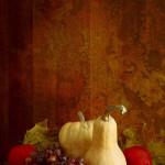 Осенние овощи и фрукты, рекламная фотография