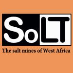 """""""SolT"""" логотип у одноименному проекту"""