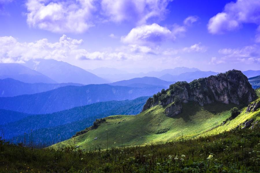 горы 6аааааб