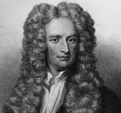 сэр Исаак Ньютон (1642-1726)